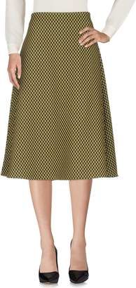 1 One 1-ONE 3/4 length skirts