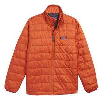 Patagonia Nano Puff(R) Water Repellent PrimaLoft(R) Insulated Jacket