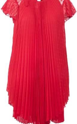 Giamba Lace Detail Dress