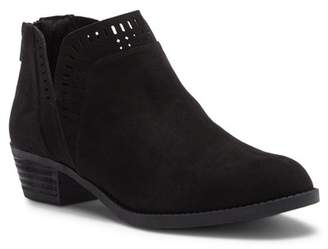 Carlos by Carlos Santana Billey Perforated Ankle Bootie