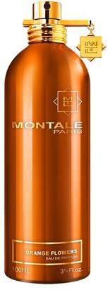 Montale Paris Orange Flowers By Eau De Parfum Spray 3.4 Oz