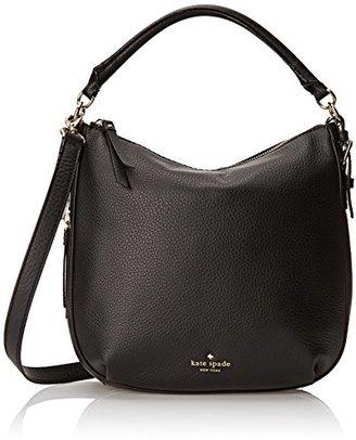 kate spade new york Cobble Hill Small Ella Shoulder Bag $298 thestylecure.com