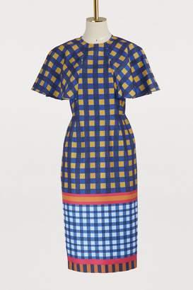 Stella Jean Checked dress