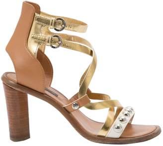 Louis Vuitton Leather sandals