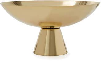 Jayson Home Brass Pedestal Bowl