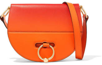 J.W.Anderson Latch Dégradé Smooth And Textured-leather Shoulder Bag