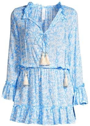 Cool Change Coolchange Monica Floral Tunic Dress