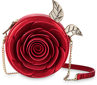 Beauty and the Beast Enchanted Rose Crossbody Bag by Danielle Nicole $59.95 thestylecure.com