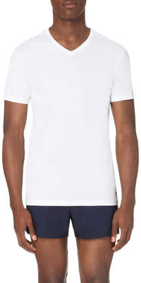 Polo Ralph Lauren Ribbed two-pack v-neck t-shirt