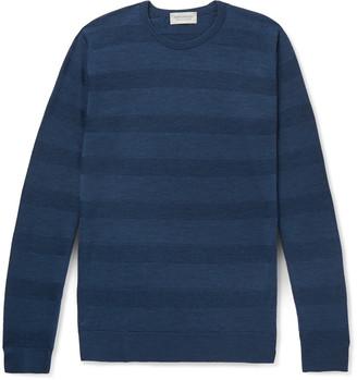 Coplow Striped Merino Wool Sweater