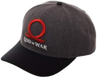 a83c7cdb557 Bioworld Merchandising   Independent Sales God of War Curved Snapback with  Sublimated Print Underbill