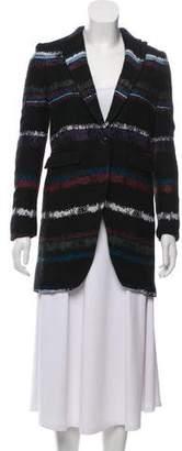Rag & Bone Longline Striped Blazer w/ Tags