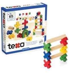 Guidecraft Texo Building Set