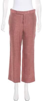 Marni Mid-Rise Wide-Leg Pants