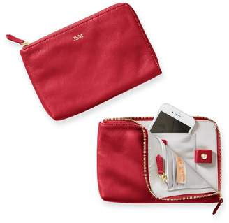 Mark And Graham Commute Zip Pouch