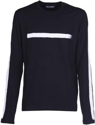 Neil Barrett Tshirt Long Sleeve Pittura