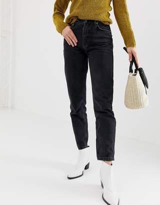 Free People Jean mom jeans