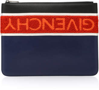 Givenchy Large Logo Pouch