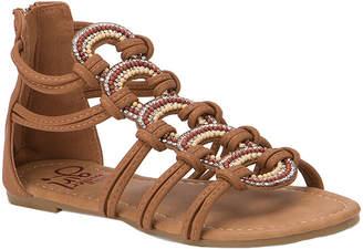 Olivia Miller Girls' Gladiator Sandal