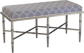 Port 68 Doheny Silver Double Theodore Bench Kit