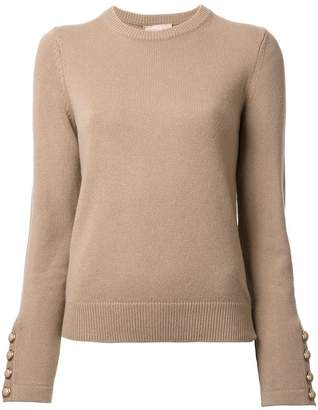 Michael Kors cashmere crew neck jumper
