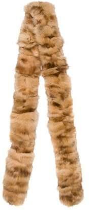 Fendi Fox Fur Stole