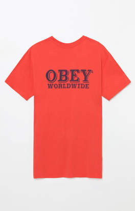 Obey Patch It Up T-Shirt