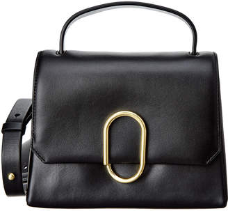 3.1 Phillip Lim Alix Mini Top Handle Leather Satchel