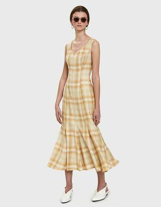 Aalto Long Paneled Dress