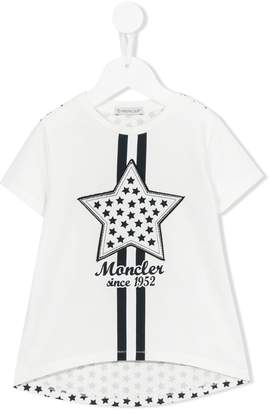 Moncler (モンクレール) - Moncler Kids スタープリント Tシャツ