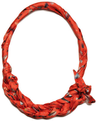 J.Vansuch Studio Braided Scarf