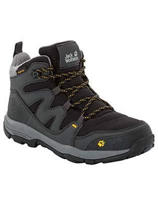 Jack Wolfskin Unisex Kids' MTN Attack 3 Texapore Mid K Wasserdicht High Rise Hiking Shoes