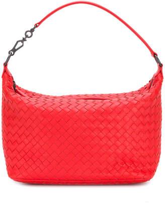Bottega Veneta small Intrecciato boudoir bag