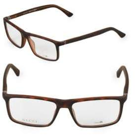 Gucci 55MM Square Optical Glasses