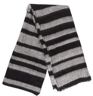 Denis Colomb Cashmere Stripe Scarf
