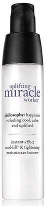 Philosophy 'Uplifting Miracle Worker' Instant Effect Cool-Lift(TM) & Tightening Moisturizer Booster $55 thestylecure.com