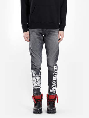 Marcelo Burlon County of Milan Jeans