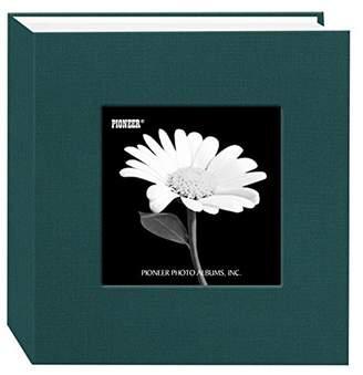 Pioneer 100 Pocket Fabric Frame Cover Photo Album