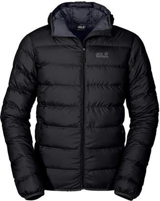 Jack Wolfskin Men's Helium Packable Hooded Full-Zip Jacket