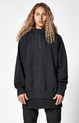 FOG - Fear Of God Essentials Half Zip Pullover Hoodie