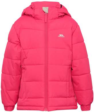 M&Co Trespass padded hooded jacket