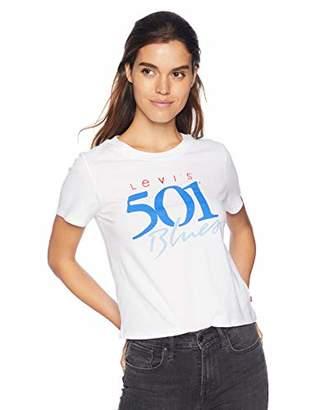 Levi's Women's Graphic Surf Tee Shirt