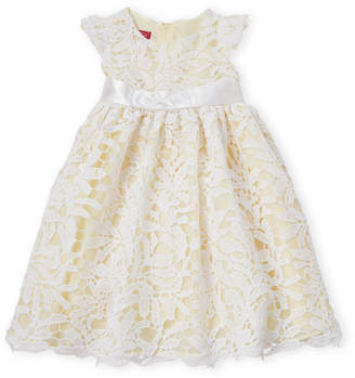 Princess Faith (Toddler Girls) Yellow Long Dress