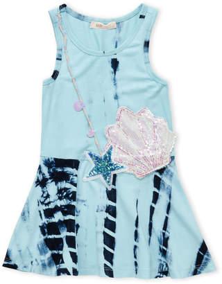Baby Sara Toddler Girls) Tie-Dye Tank Dress