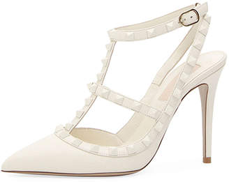 Valentino Rockstud Leather 100mm Pump