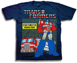 Freeze Transformers Graphic T-Shirt-Toddler Boys