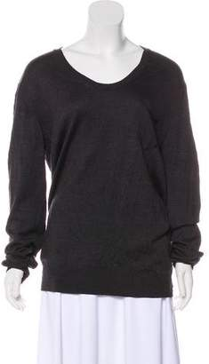 Neil Barrett Wool Knit Sweater