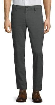 Dockers Plaid Tapered-Fit Alpha Pants