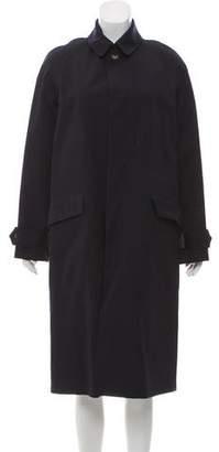 Ralph Lauren Belted Long Coat
