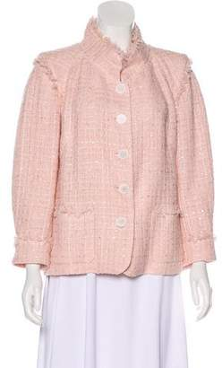 Chanel Sequined Tweed Jacket